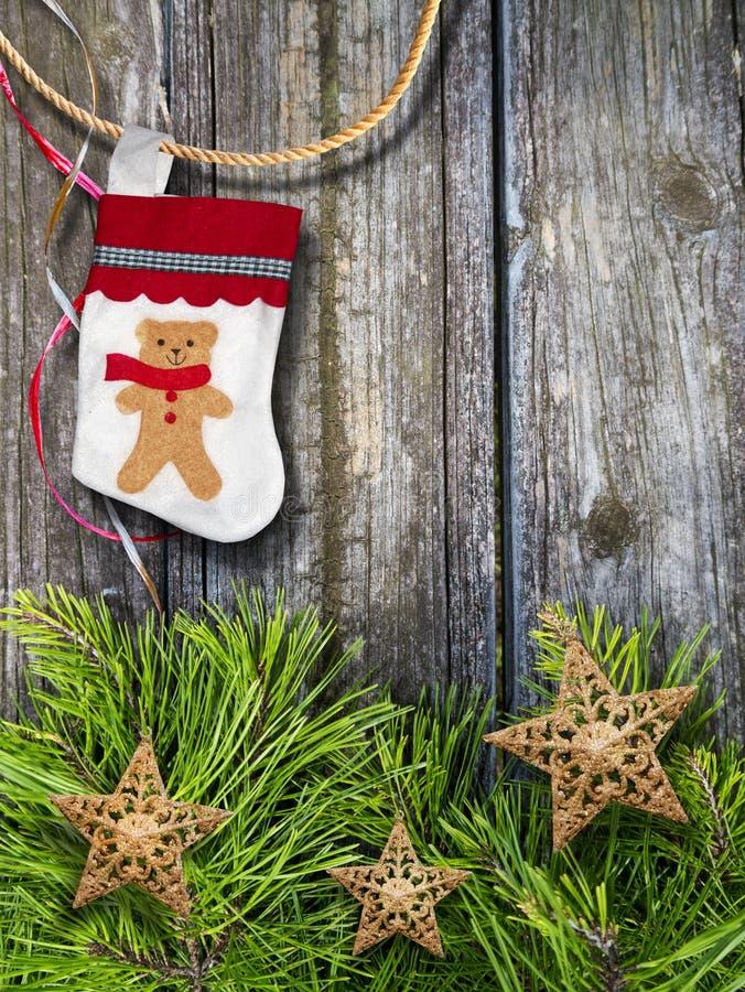 Immagazzinamento di Natale fotografie stock libere da diritti