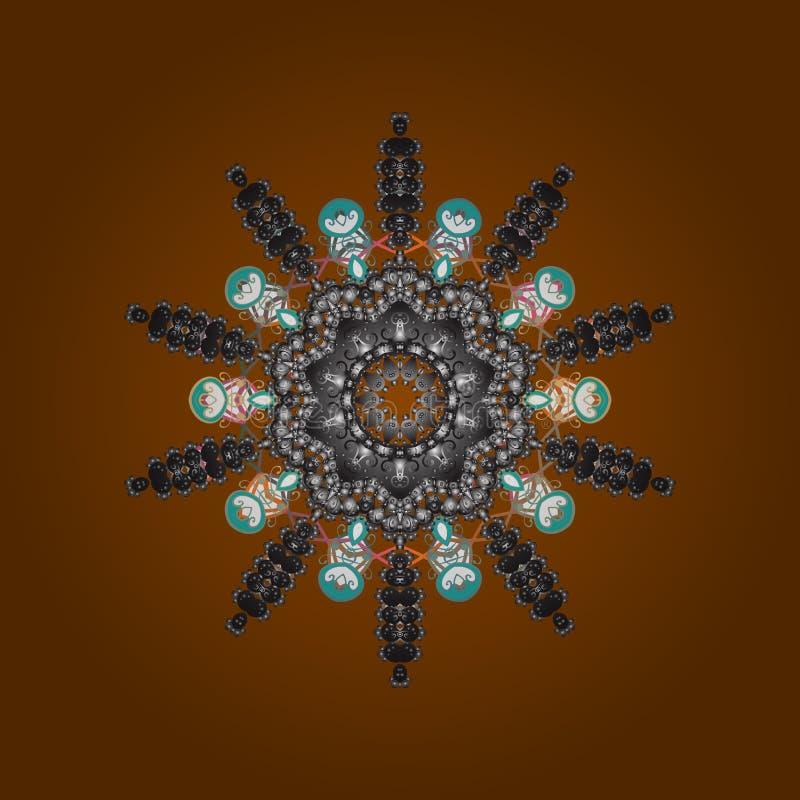 Immagine colorata estratto illustrazione vettoriale