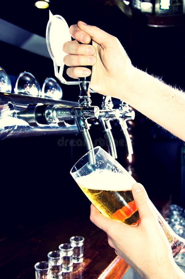 Immagine concettuale dell'alcool immagini stock