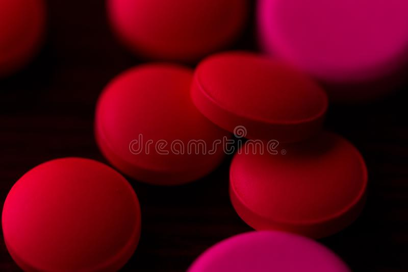 immagine del conxept della droga di estasi fotografia stock libera da diritti