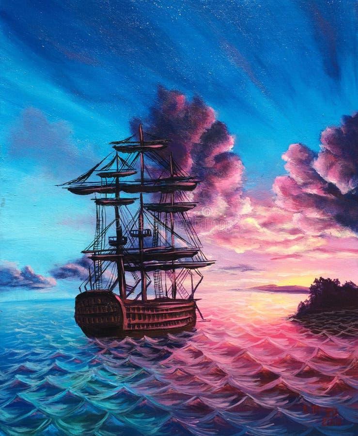 Immagine del mare immagini stock