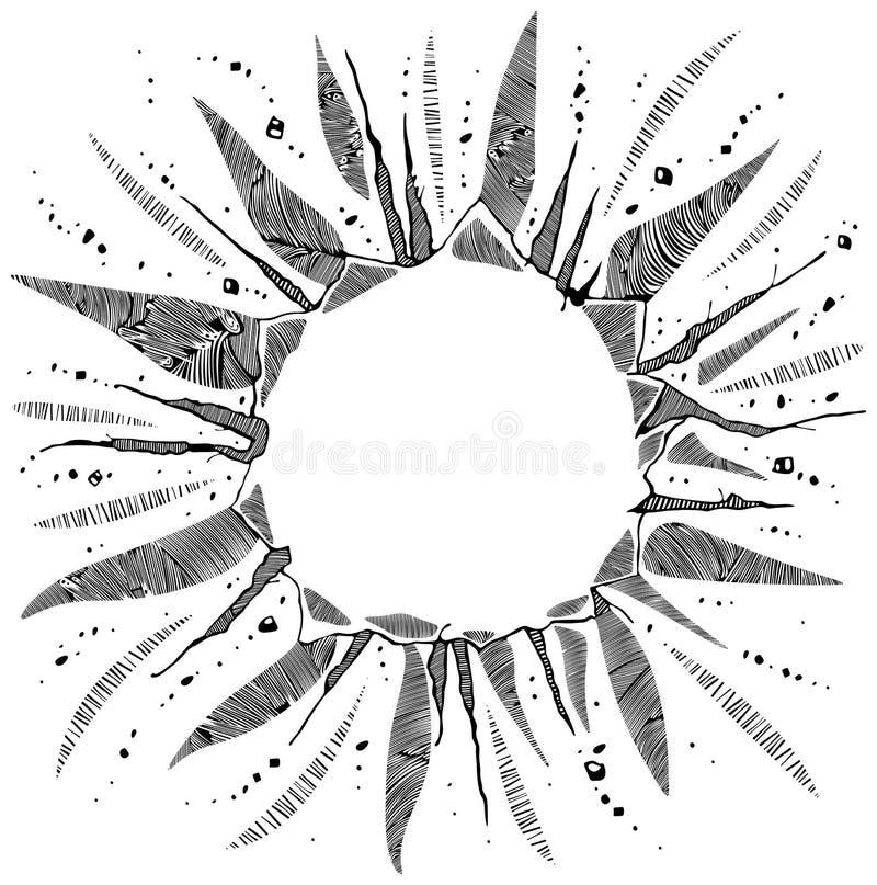 Immagine dell'asta. royalty illustrazione gratis