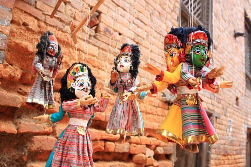Immagine delle bambole fotografia stock