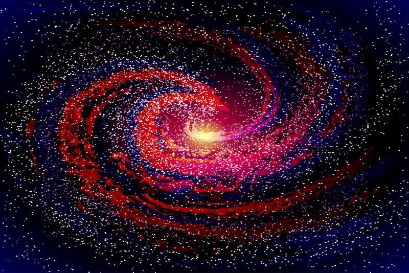 Immagine delle galassie delle nebulose dell 39 universo e for Immagini universo gratis