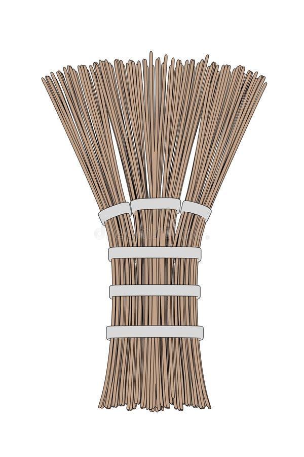 Immagine dello strumento dei bonsai illustrazione vettoriale