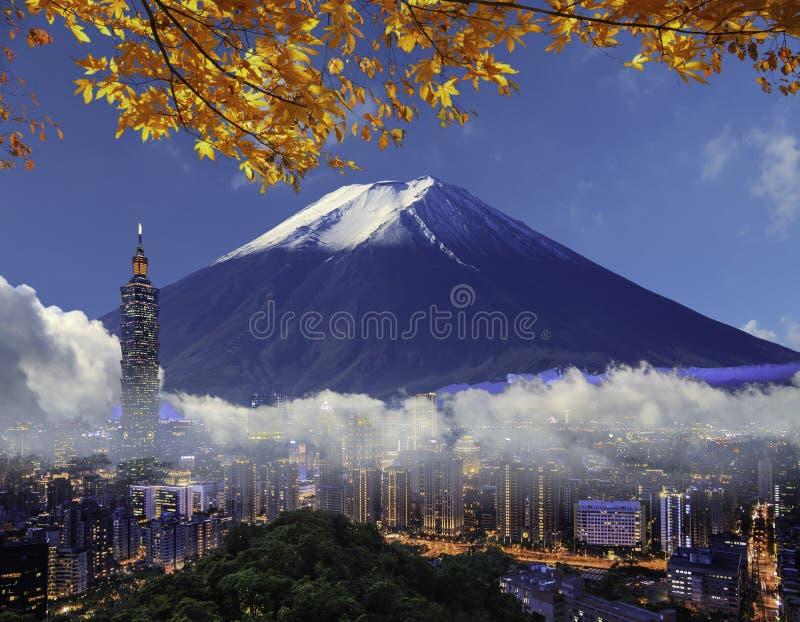 Immagine di bei paesaggi con colore e backgroun molto piacevoli fotografia stock