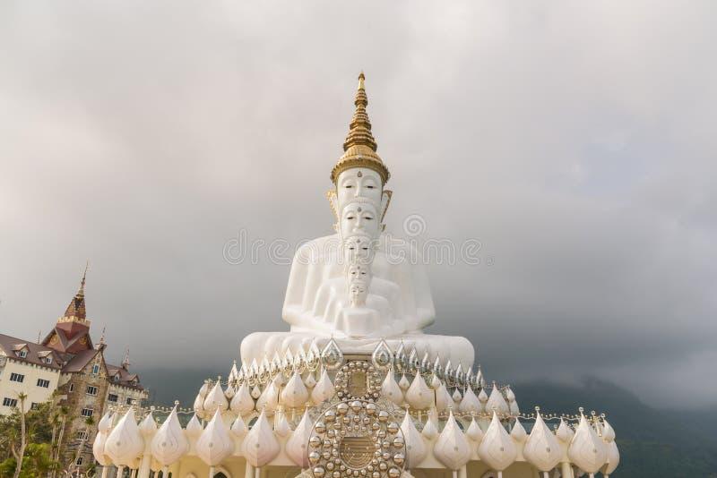 Immagine di cinque Buddha immagini stock libere da diritti