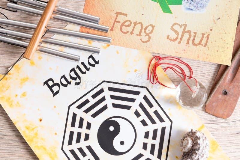 Immagine di concetto di Feng Shui fotografia stock