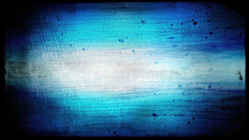 Immagine di sfondo in bianco e nero blu di lerciume immagini stock