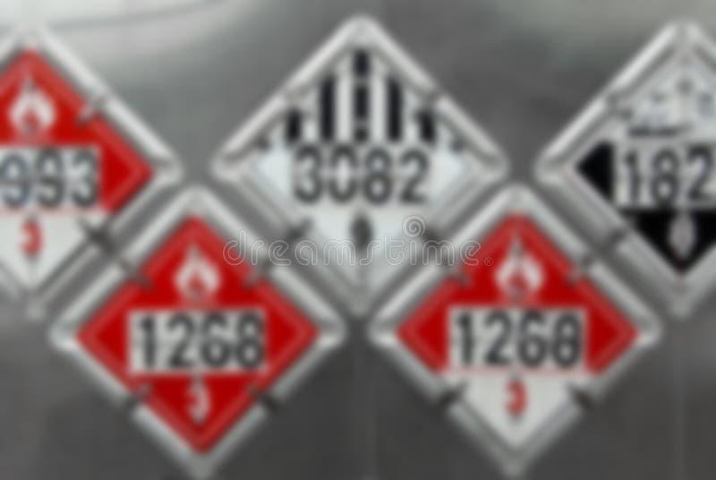 Immagine di sfondo - cartelli del trasporto fotografia stock