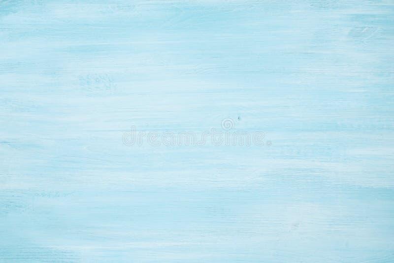 Immagine di sfondo di legno astratta blu-chiaro di struttura immagine stock