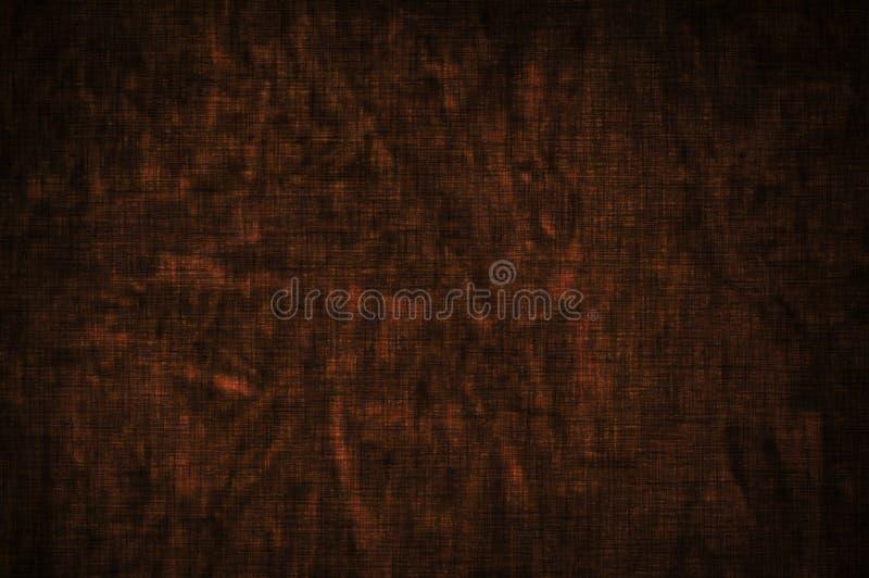 Immagine di sfondo scura di lerciume di orrore astratto del tessuto fotografie stock