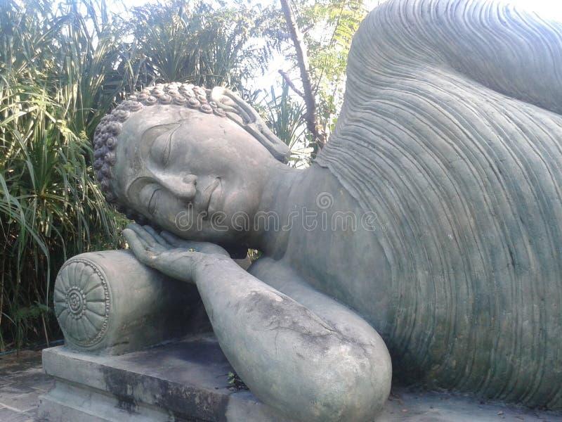 Immagine di stile di Buddha India fotografia stock