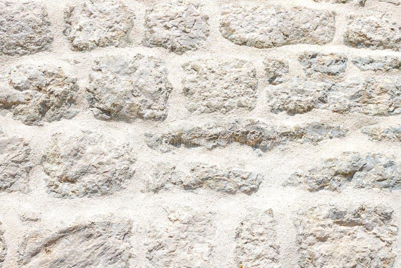 Immagine di una parete di pietra immagini stock libere da diritti