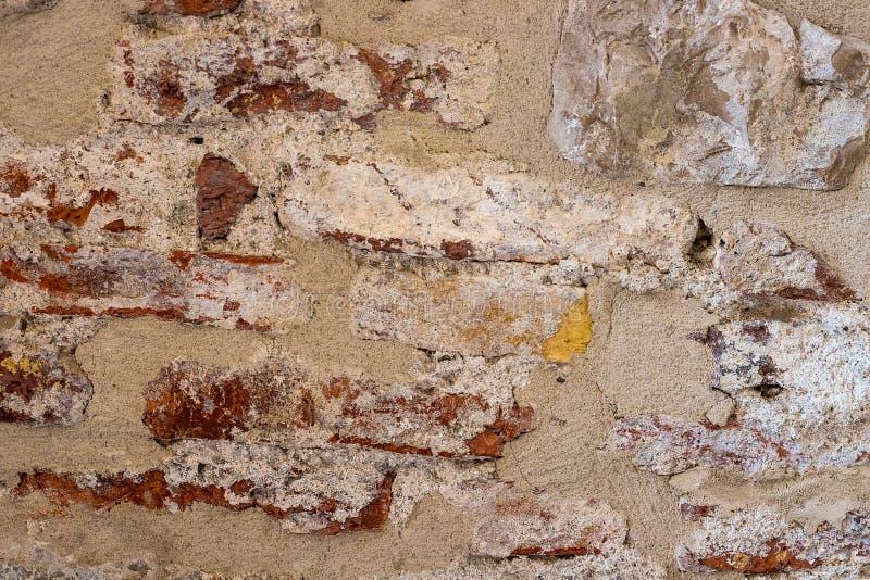 Immagine di una parete di pietra fotografia stock libera da diritti