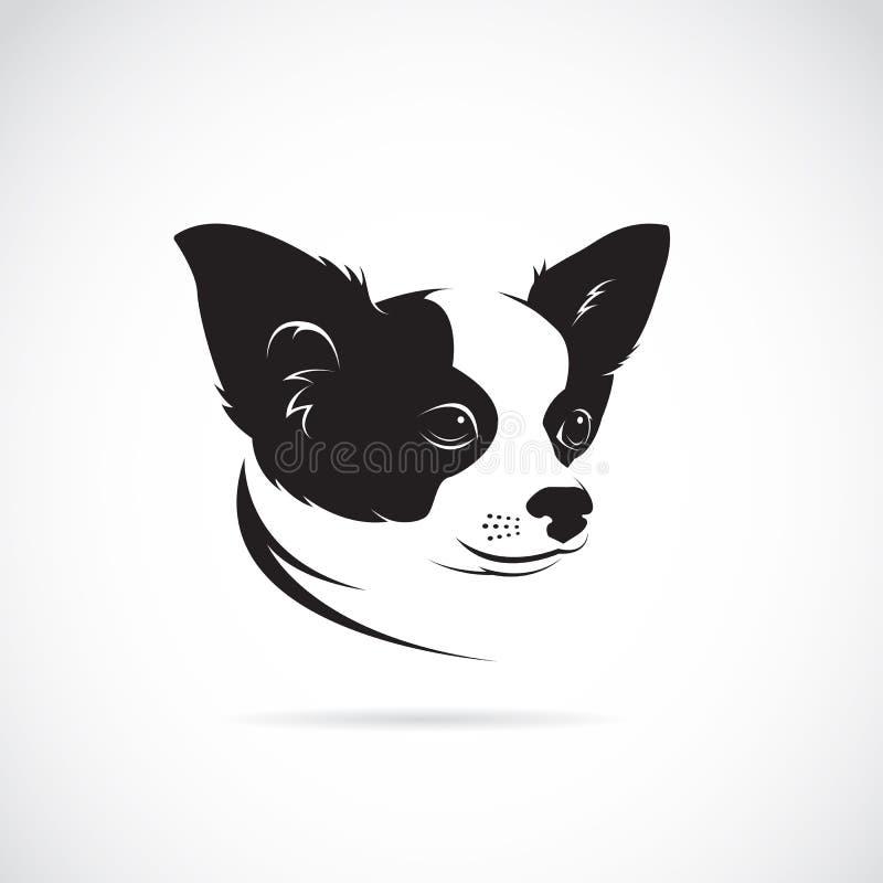 Immagine di vettore di un cane della chihuahua - Colorazione immagine di un cane ...
