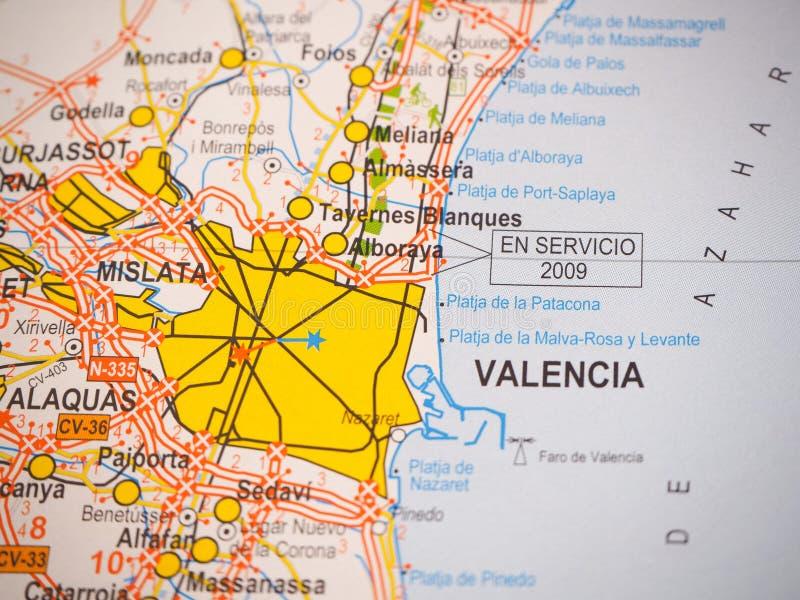 Spagna Valencia Cartina.180 Mappa Di Valencia Spagna Foto Foto Stock Gratis E Royalty Free Da Dreamstime