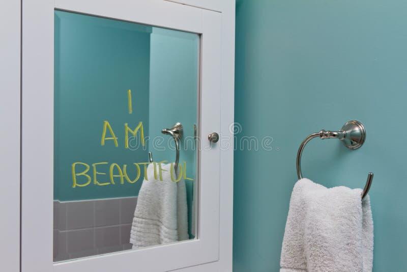 Immagine positiva del corpo fotografia stock libera da diritti