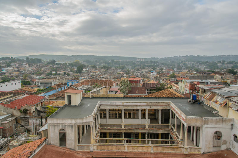 Immagini di Cuba - Santiago de Cuba immagine stock