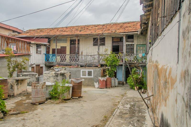 Immagini di Cuba - Santiago de Cuba fotografia stock