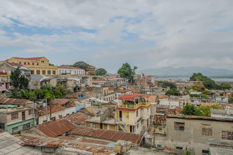 Immagini di Cuba - Santiago de Cuba immagini stock libere da diritti