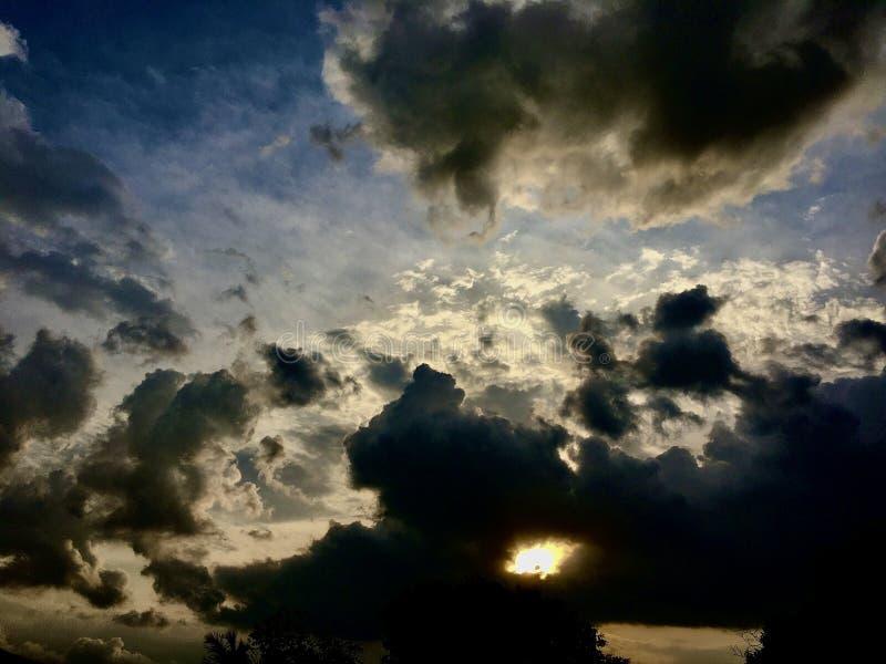 Immagini nell'atmosfera immagini stock libere da diritti