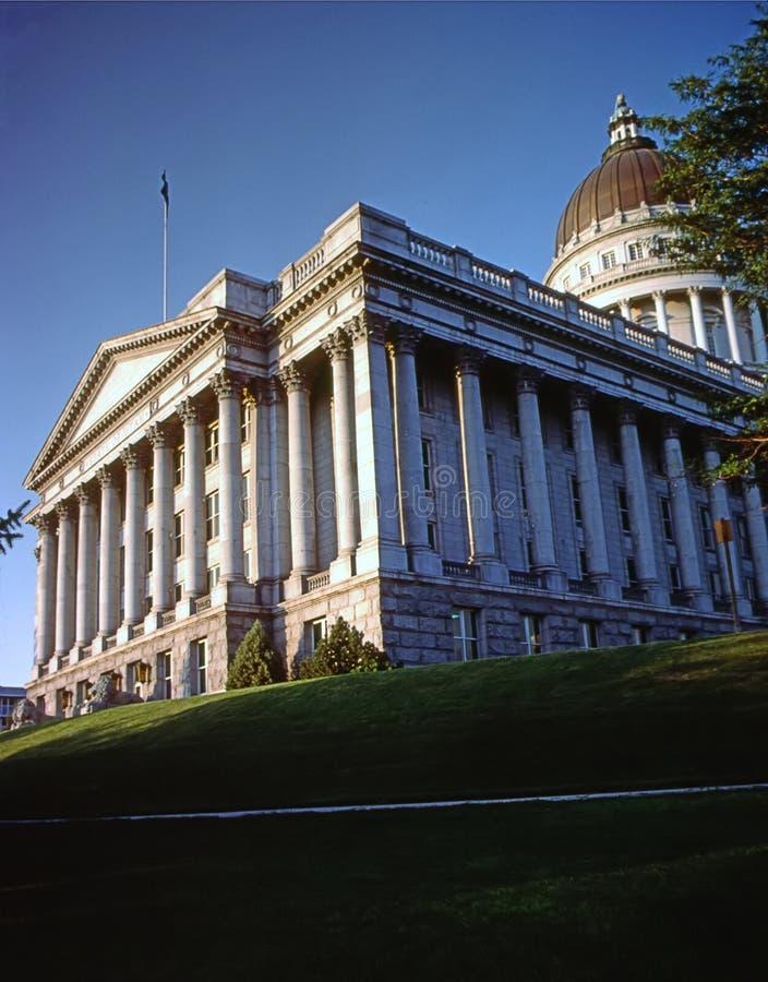 Immediatamente Campidoglio, Utah fotografia stock libera da diritti