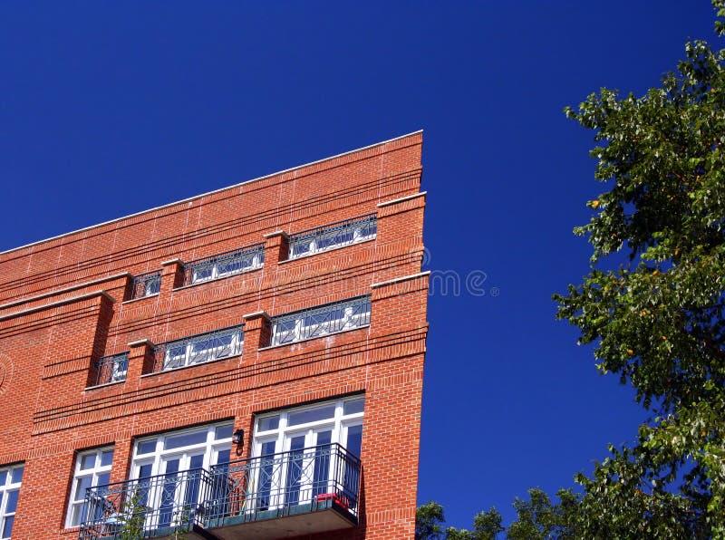 Immeuble photographie stock libre de droits