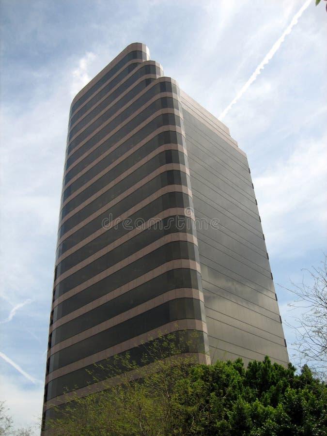 Immeuble de bureaux à Phoenix images libres de droits