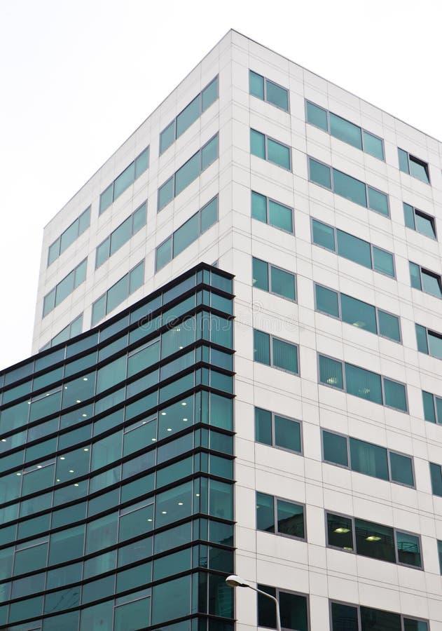 Immeuble de bureaux photo stock