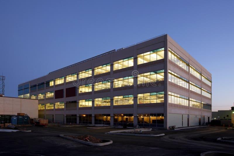 Immeuble de bureaux photographie stock
