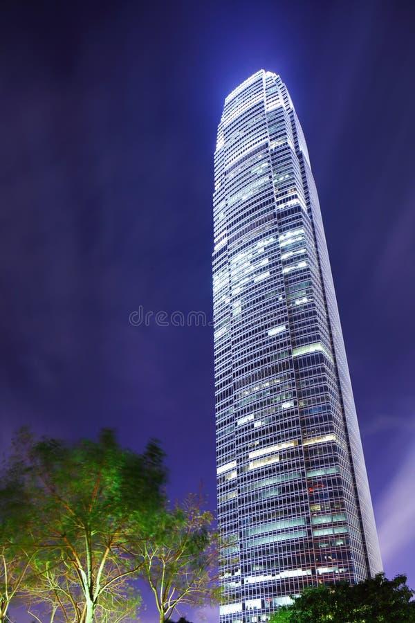 Immeuble de bureaux de gratte-ciel images stock