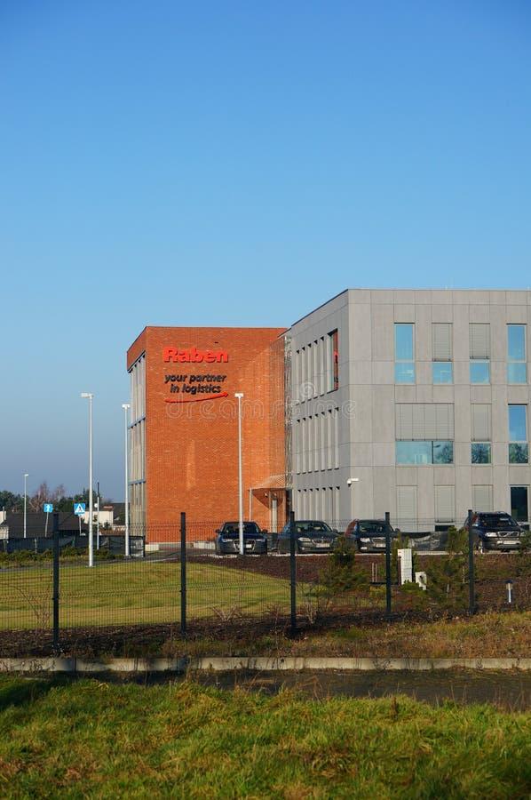 Immeuble de bureaux de Raben photo stock