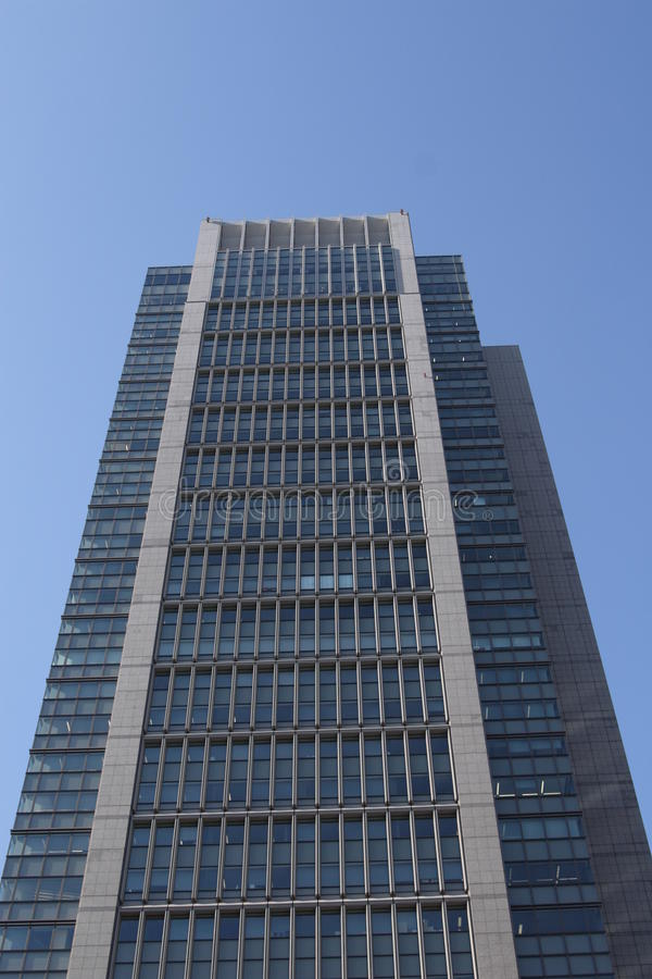 Immeuble de bureaux de Tokyo image stock