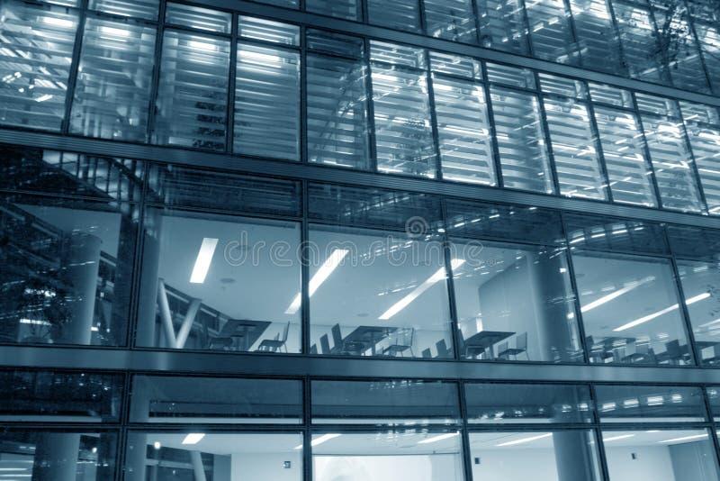 Immeuble de bureaux moderne image stock