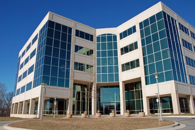 Immeuble de bureaux moderne 9 images libres de droits