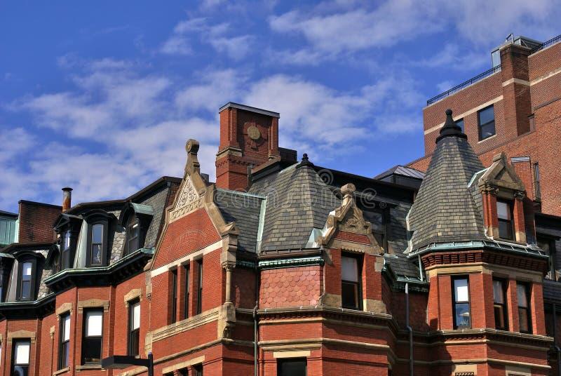 Immeuble de Newbury photo libre de droits
