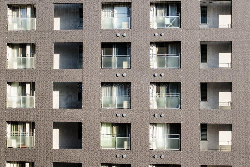 Immeuble japonais à Kyoto - Honshu - au Japon images stock