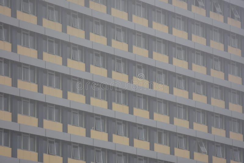 Immeuble pas clair évident photo libre de droits