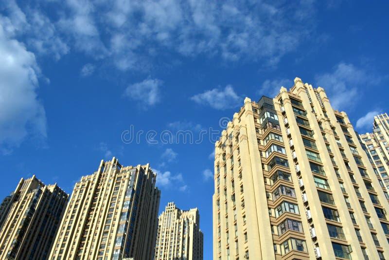Immeubles modernes photo stock