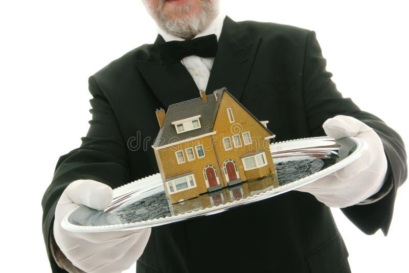 Immobilienmakler stockfotos