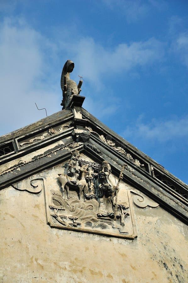 Immortal крыши стоковое фото rf