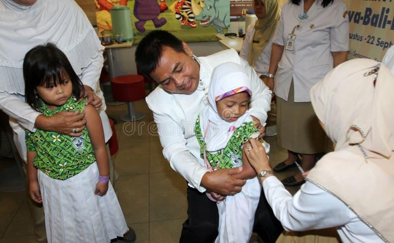 immunisation photographie stock libre de droits
