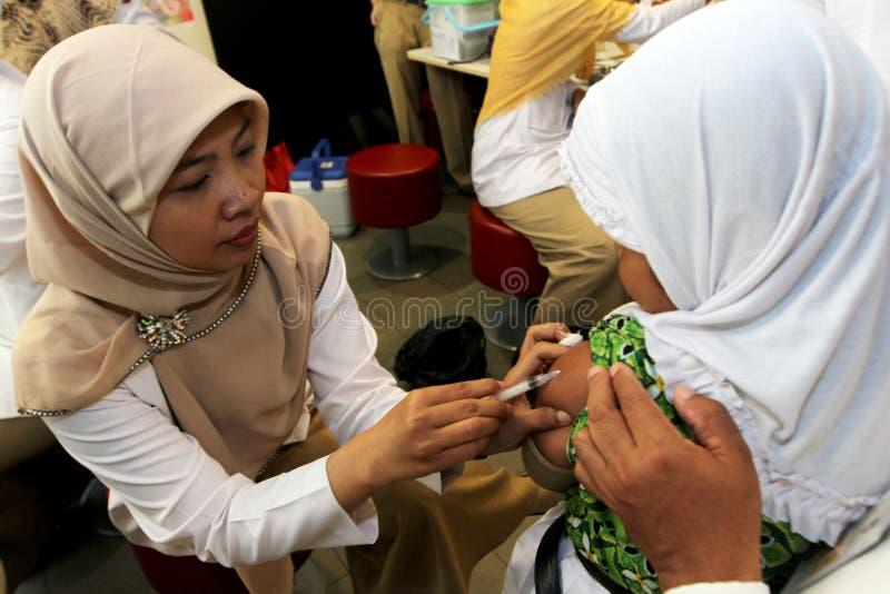immunisierung stockfotografie