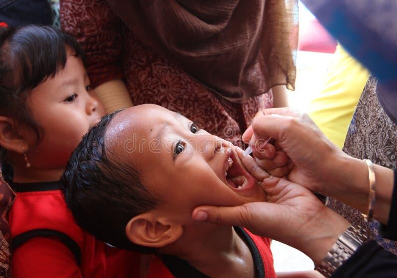 immunisierung lizenzfreies stockbild