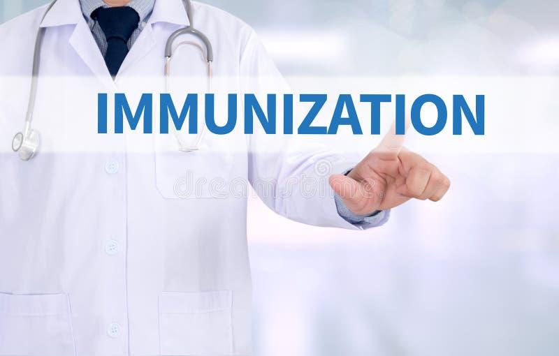 immunizacje obraz royalty free