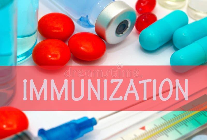 immunization fotografia de stock