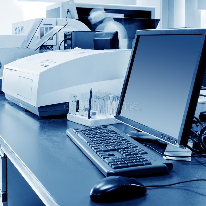 Immunoassay ανάλυση στοκ φωτογραφία με δικαίωμα ελεύθερης χρήσης