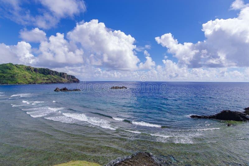 Imnajbu Oude Zeebasis Alapad, Batan-Eiland, Batanes stock foto's