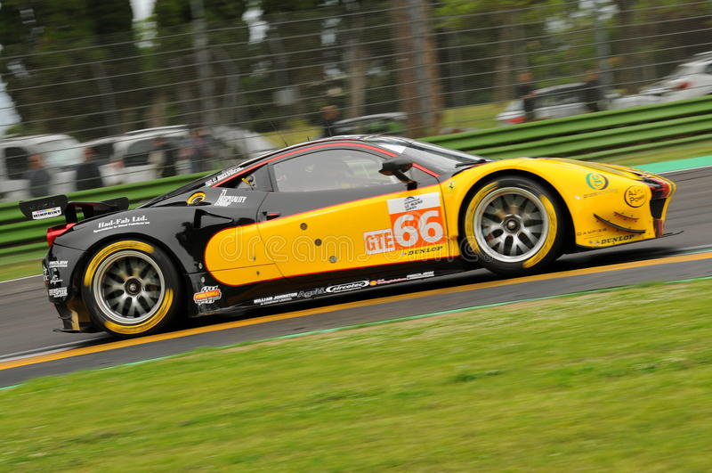 Team HTP Motorsport Mercedes-AMG GT3 At Monza Editorial